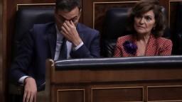 Nevyšlo to ani na druhýkrát. Španielsky premiér nedostal dôveru