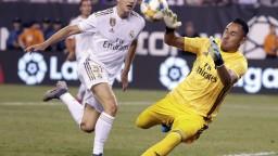 Real Madrid a Atlético Madrid predviedli v USA gólovú prestrelku