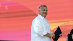 Neútočte na úspešné štáty, odkázal Orbán do Európskej únie