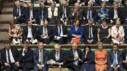 Britským konzervatívcom po nástupe Johnsona stúpla popularita