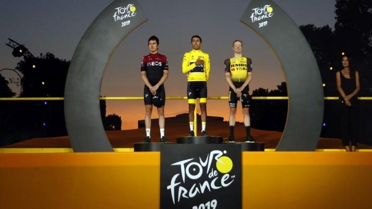 Víťazom Tour je Bernal, Sagan má rekordný siedmy zelený dres