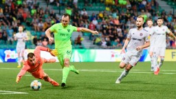 Štyri góly v bráne Trnavy, Žilina porazila víťaza Slovnaft Cupu