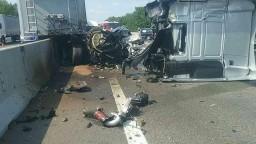 Polícia priblížila, čo sa stalo počas hromadnej nehody na D1