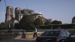 Okolie parížskej katedrály je zamorené olovom, varujú ekológovia
