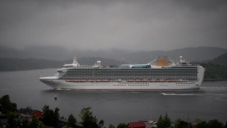 Výletné lode znečisťujú niektoré mestá väčšmi než autá!