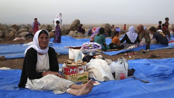 Azyl nedostanú. Nemecko odmietlo irackú náboženskú menšinu