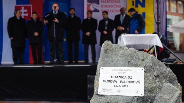 D1 na Liptove do roku 2022 vraj nebude, Ružomberok sa odvolal