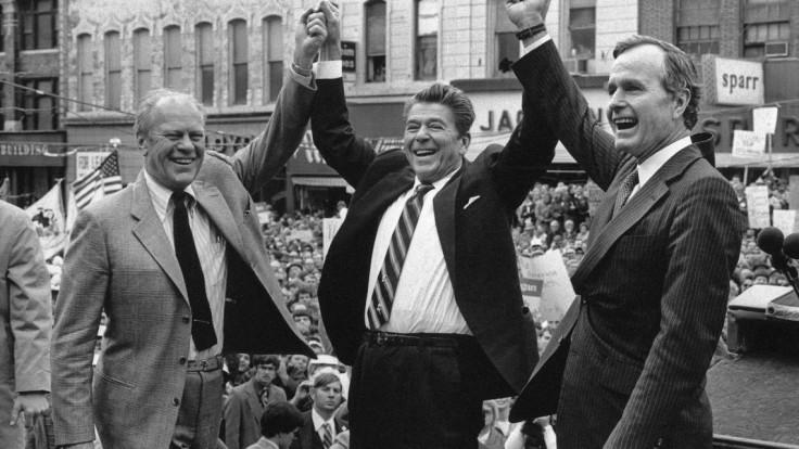Africká delegácia nahnevala Ronalda Reagana. Opice, reagoval