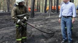 Dym sibírskych požiarov sa šíri za hranice, Putin povolal armádu