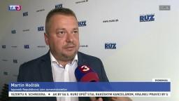 Tajomník RÚZ M. Hošták o zvýšení minimálnej mzdy