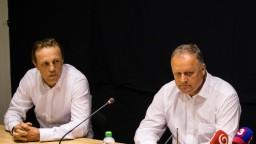 V Bakošovom tíme znejú zvučné mená, príprava Slovana pokračuje