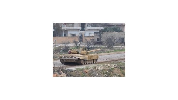 Sýrske vládne jednotky zmasakrovali najmenej 220 civilistov