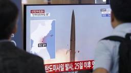 KĽDR vysvetlila odpálenie rakiet. Kim chystá vojenskú operáciu