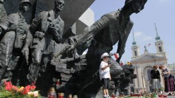 Od Varšavského povstania prešlo 75 rokov, je symbolom boja za slobodu