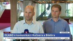 TB I. Matoviča a G. Grendela o komunikácii medzi Kočnerom a Bödörom