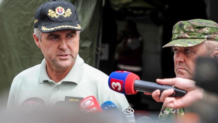 Bývalý policajný prezident Gašpar zvažuje vstup do politiky