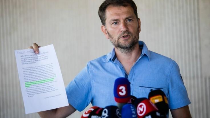 Mafia ovládla štát, reagoval Matovič na správy Kočnera a Bödöra