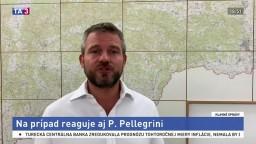 Pellegrini je znepokojený. Vyzval policajtov, aby konali čestne