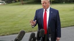 Trump zvyšuje tlak na Peking, ohlásil nové clá na čínske tovary