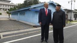 Nemám s tým problém, reaguje Trump na odpálenie rakiet KĽDR