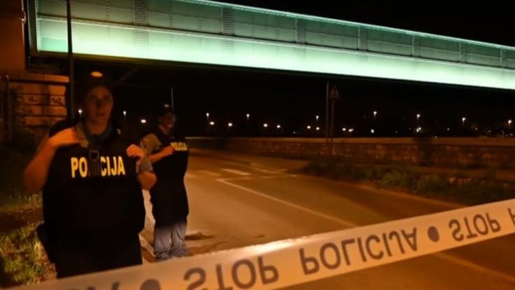 Masaker v chorvátskom Záhrebe prežilo len sedemmesačné bábätko