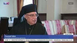 Melchitský gréckokatolícky patriarcha prišiel na návštevu Slovenska