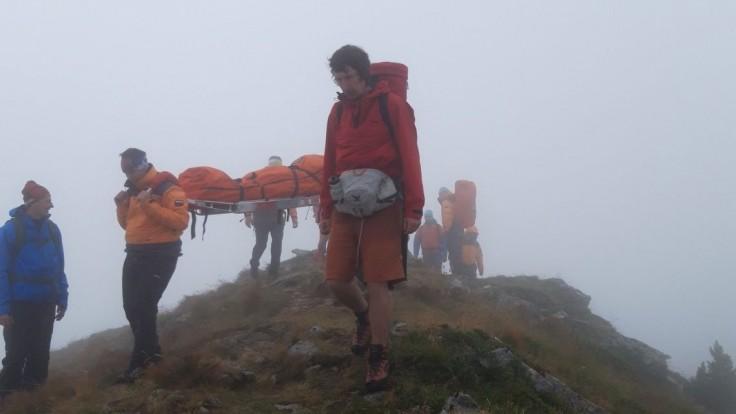 Pád v Tatrách skončil tragédiou, turistu sa už nepodarilo zachrániť