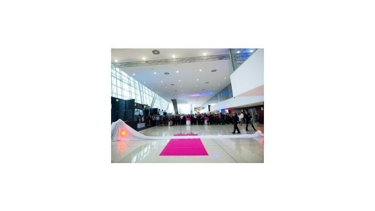 Letisko Bratislava má novú príletovú halu