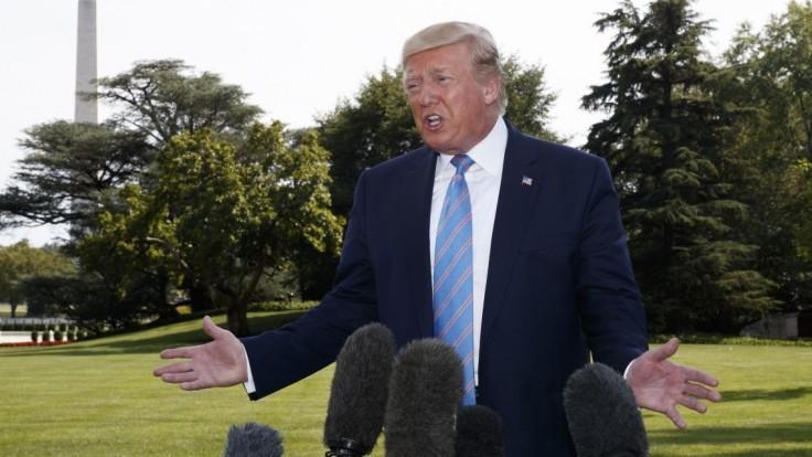 Trump odsúdil strelecké útoky. Nenávisť nemá v USA miesto, tvrdí