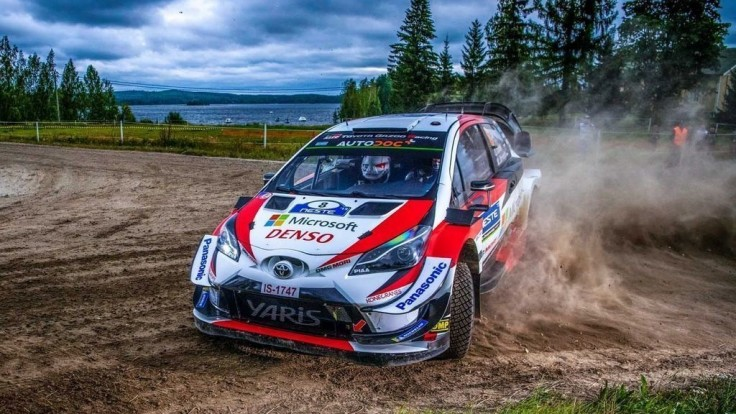 Rally Fínsko 2019 vyhral opäť Ott Tänak