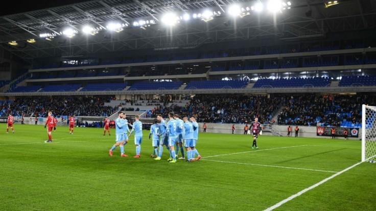 Ak Slovan postúpi cez Dundalk, stretne sa s jedným z týchto tímov