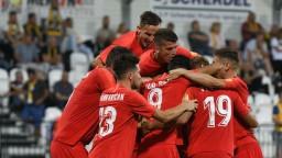 Sereď proti vicemajstrovi rozhodla 3 gólmi za necelých 8 minút