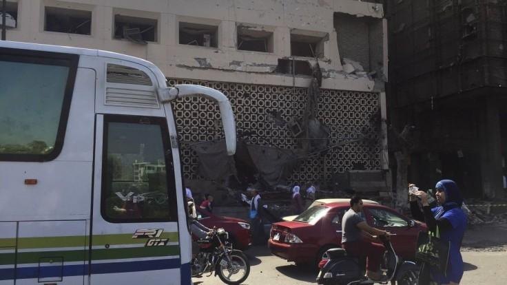 Za výbuch v Káhire môže bomba, bola nastražená v aute