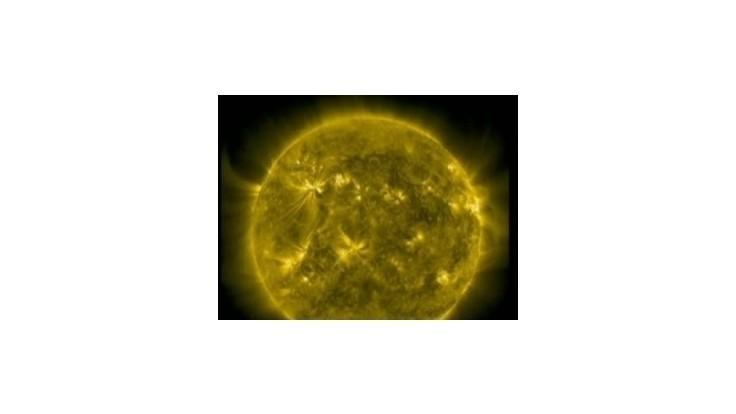 K Zemi smeruje mohutná slnečná búrka