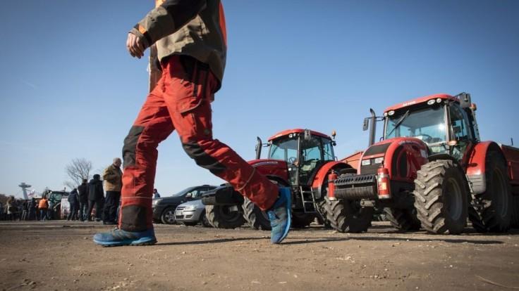 Nespokojní farmári chcú do politiky. Upozorňovali sme na to, reaguje rezort