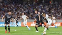 Slovan zvíťazil v posledných minútach, o dueli rozhodol Holman