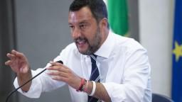 Talianska vláda sa zmieta v kríze, Salvini chce predčasné voľby