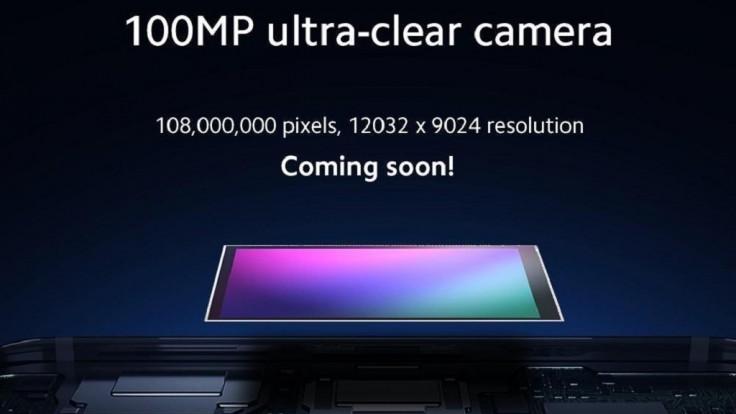 Xiaomi chce dať do smartfónov až 100 megapixlový fotoaparát