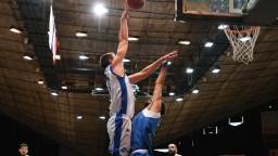 Zvíťaziť a dostať sa na čelo tabuľky. Basketbalisti majú jasný cieľ