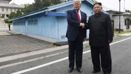 Trump dostal od Kima nádherný list, naznačil možnosť stretnutia