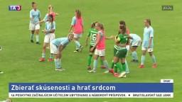 Futbalistky Slovana čaká náročný súper, úvodný zápas prehrali