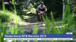 Horskí cyklisti si zajazdili pod Tatrami na Škoda Horal MTB maratóne