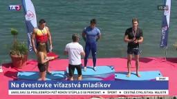 Majstrovstvá Slovenska v rýchlostnej kanoistike priniesli víťazstvá mladíkov