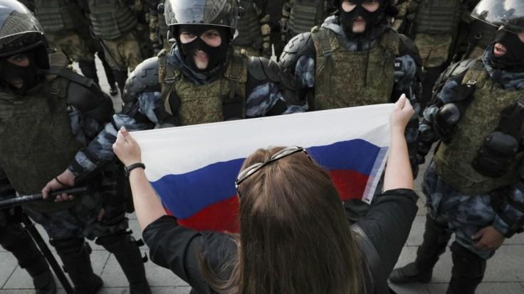Rusko stále žije protestami, úrady obvinili Google a Youtube