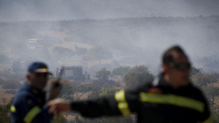Grécko ničia požiare, najhorší dvakrát vyhnal turistov i obyvateľov