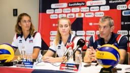Slovenské volejbalistky môžu byť spokojné, vyhrali dva z troch zápasov