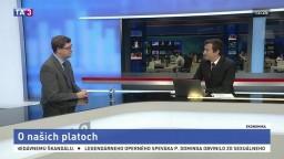 HOSŤ V ŠTÚDIU: Analytik T. Lörincz o zvyšovaní platov