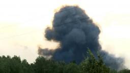 Neistota a chaos. Rusko nariadilo evakuáciu obce, potom ju zrušilo