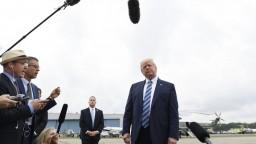 Čína presúva svoje vojsko k hongkonským hraniciam, píše Trump