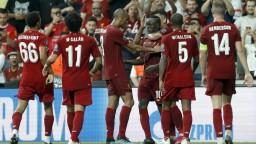 O anglickom dueli rozhodli penalty, Superpohár získal Liverpool